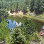 Lake scene The Lodge at San Isabel in Rye Colorado offers your vacation rental cabins