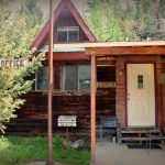 Exterior at The Pine Lodge in Rye Colorado
