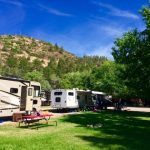 Westerly RV Park is open all year (Durango Colorado).