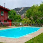United Campground of Durango swimming pool