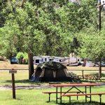 United Campground of Durango tent site