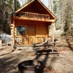 Great Cabins for rent at Aspen Acres Campground in Rye Colorado!