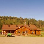 The Grand Lodge at Aspen Acres Campground in Rye Colorado