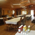 Great space to gather and visit Aspen Acres Campground in Rye Colorado