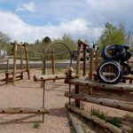 Playgrounds of fun at Base Camp at Golden Gate Canyon (Black Hawk)