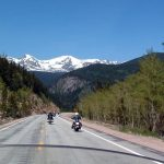 Take a day trip over to Estes Park via the Peak to Peak Scenic Byway from at Base Camp at Golden Gate Canyon (Black Hawk CO)