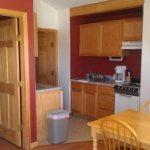 Interior of cabin ~ camping option at Blue Mesa Escape, west of Gunnison Colorado