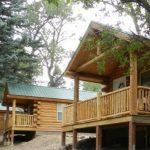 We have 6 Creek Cabins, each sleeping 2-5 ~ Cutty's Hayden Creek Resort (Coaldale Colorado)