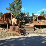Cabin rentals at Estes Park KOA in Estes Park CO!