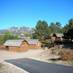 Great Cabins for rent at Estes Park KOA in Estes Park CO!