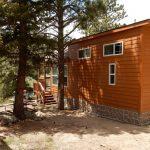 Cabins for rent at Yogi Bear's Jellystone Park of Estes (Estes Park Colorado)