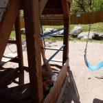 Play at the playground at Glenwood Canyon Resort!