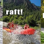 Just a few of our many options for summer fun at Glenwood Canyon Resort
