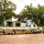 Wide variety of camping site at Goldfield RV Park in Colorado Springs