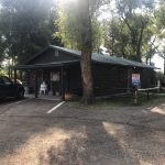Tall Texan RV Park in Gunnison Colorado offers RV sites, tent camping and rental cabins