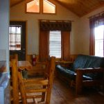 Luxury cottages with full bath and kitchen. Jellystone Park at Larkspur (Colorado)