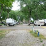 Horseshoes, volleyball, playground, and planned activities for good old-fashioned fun (Loveland RV Resort ~ Loveland Colorado)