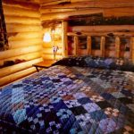 Always get a good nights rest cabin camping at Muddy Creek Cabins