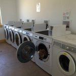 Great laundry facilities at Mt Princeton RV Park & Cabins (Buena Vista CO)