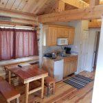 Cabins are a wonderful camping option Muddy Creek Cabins (Kremmling CO)