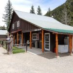Visit the store at Priest Gulch campground along the river (near Dolores CO)
