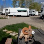 RV sites at Red Mountain RV Park in Kremmling
