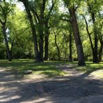 Picnic Area Riverview RV Park (Loveland, Colorado)