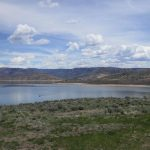 Blue Mesa Reservoir, Blue Mesa Escape, west of Gunnison Colorado