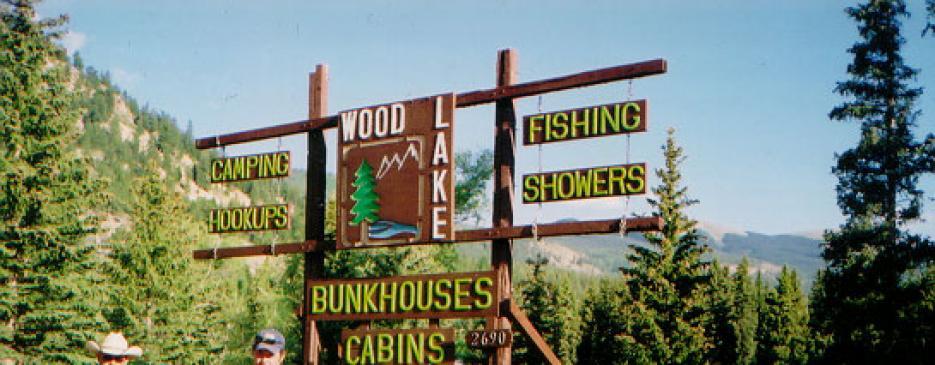 Woodlake Park Camp Colorado