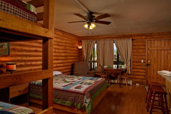 Great cabins for rent at Montrose - San Juan RV Resort is in Montrose Colorado