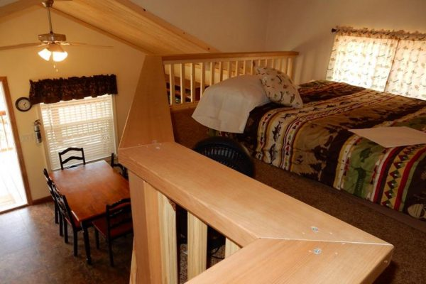 Great cabins for rent at Yogi Bear's Jellystone Park of Estes (Estes Park CO)